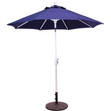 7 1/2 ft Deluxe Autotilt Aluminum Market Umbrella, Outdoor Furniture, Galtech - Danny Vegh's