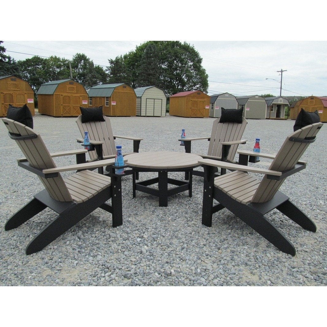 "42"" x 42"" Conversation Table - Danny Vegh's - Outdoor Furniture - Breezesta - 2"
