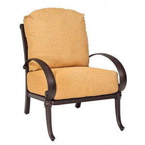 Holland Lounge Chair, Outdoor Furniture, Woodard - Danny Vegh's