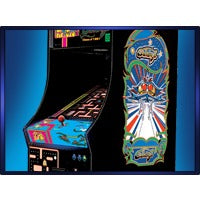 Ms. PacMan / Galaga, Games, Chicago Gaming Company - Danny Vegh's