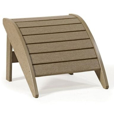 Adirondack Collection -Leisure Footrest - Danny Vegh's - Outdoor Furniture - Breezesta - 1