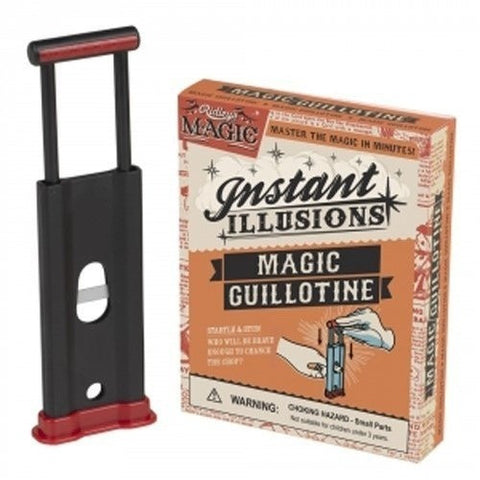 Instant Illusions- Magic Guillotine