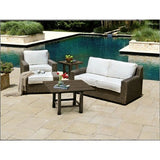 Augusta Lounge Chair, Outdoor Furniture, Woodard - Danny Vegh's