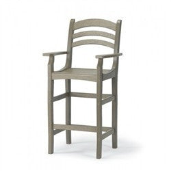 Avanti Collection -Avanti Bar Chair With Arms
