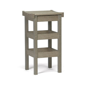 Contoured Seat Bar Stool - Danny Vegh's - Outdoor Furniture - Breezesta - 1