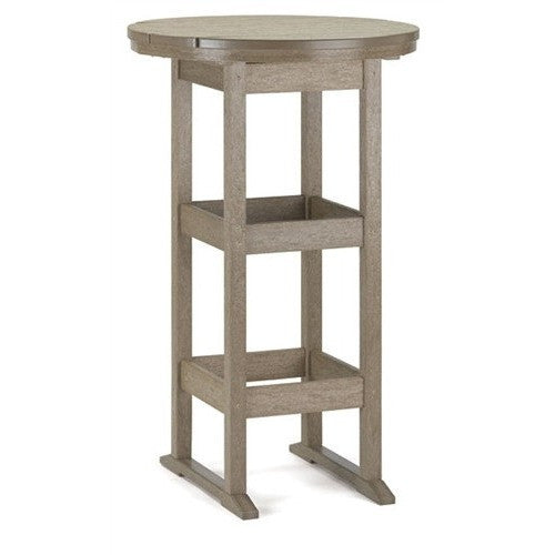 "Round 26"" Bar Height Table - Danny Vegh's - Outdoor Furniture - Breezesta - 1"