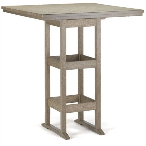 "Square 36"" x 36"" Bar Table - Danny Vegh's - Outdoor Furniture - Breezesta - 1"
