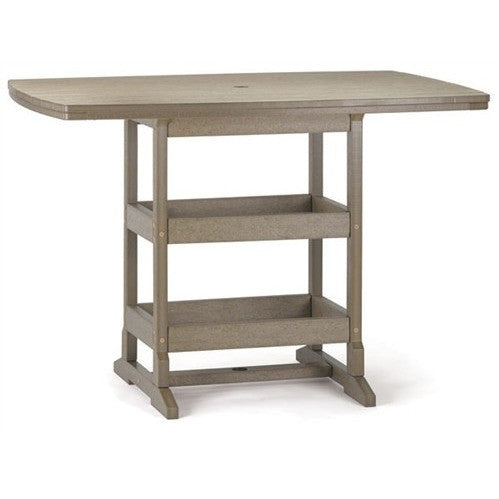 "42"" x 60"" Bar Table - Danny Vegh's - Outdoor Furniture - Breezesta - 1"