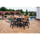"48"" Round Bar Table - Danny Vegh's - Outdoor Furniture - Breezesta - 2"