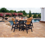 "48"" Round Counter Table - Danny Vegh's - Outdoor Furniture - Breezesta - 2"