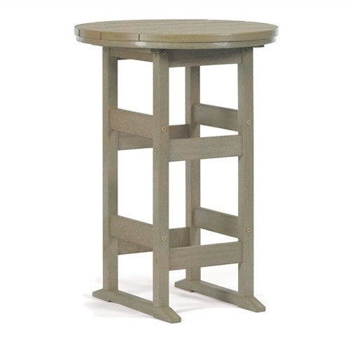 "Round 26"" Counter Height Table - Danny Vegh's - Outdoor Furniture - Breezesta - 1"