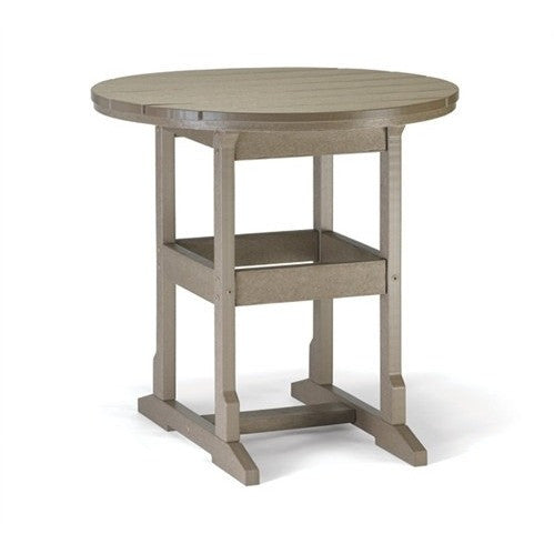 "36"" Round Counter Table - Danny Vegh's - Outdoor Furniture - Breezesta - 1"