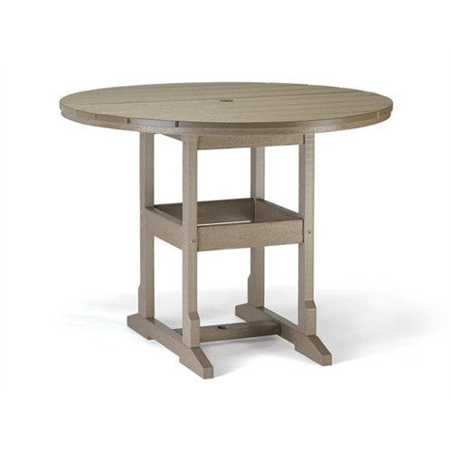 "48"" Round Counter Table - Danny Vegh's - Outdoor Furniture - Breezesta - 1"