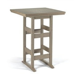 "Counter Height 26"" x 28"" Table - Danny Vegh's - Outdoor Furniture - Breezesta - 1"