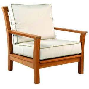 Chelsea Deep Seating Lounge Chair, Outdoor Furniture, Kingsley Bate - Danny Vegh's
