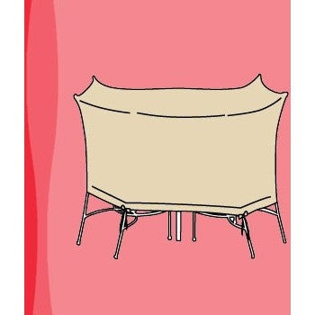 "36"" Bistro / Café Table & Chairs Cover - CP531, Outdoor Accessories, Treasure Garden - Danny Vegh's"