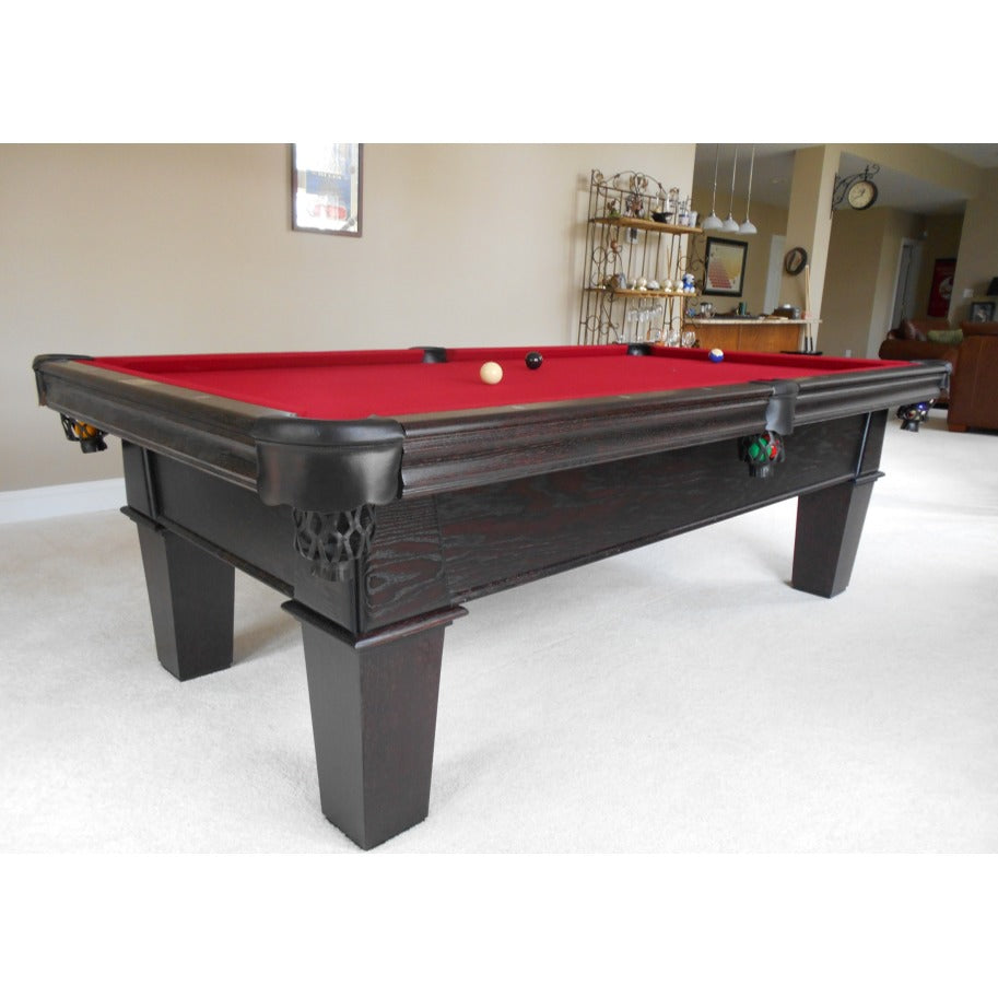 Cardinal Pool Table, Pool Tables, A.E. Schmidt - Danny Vegh's