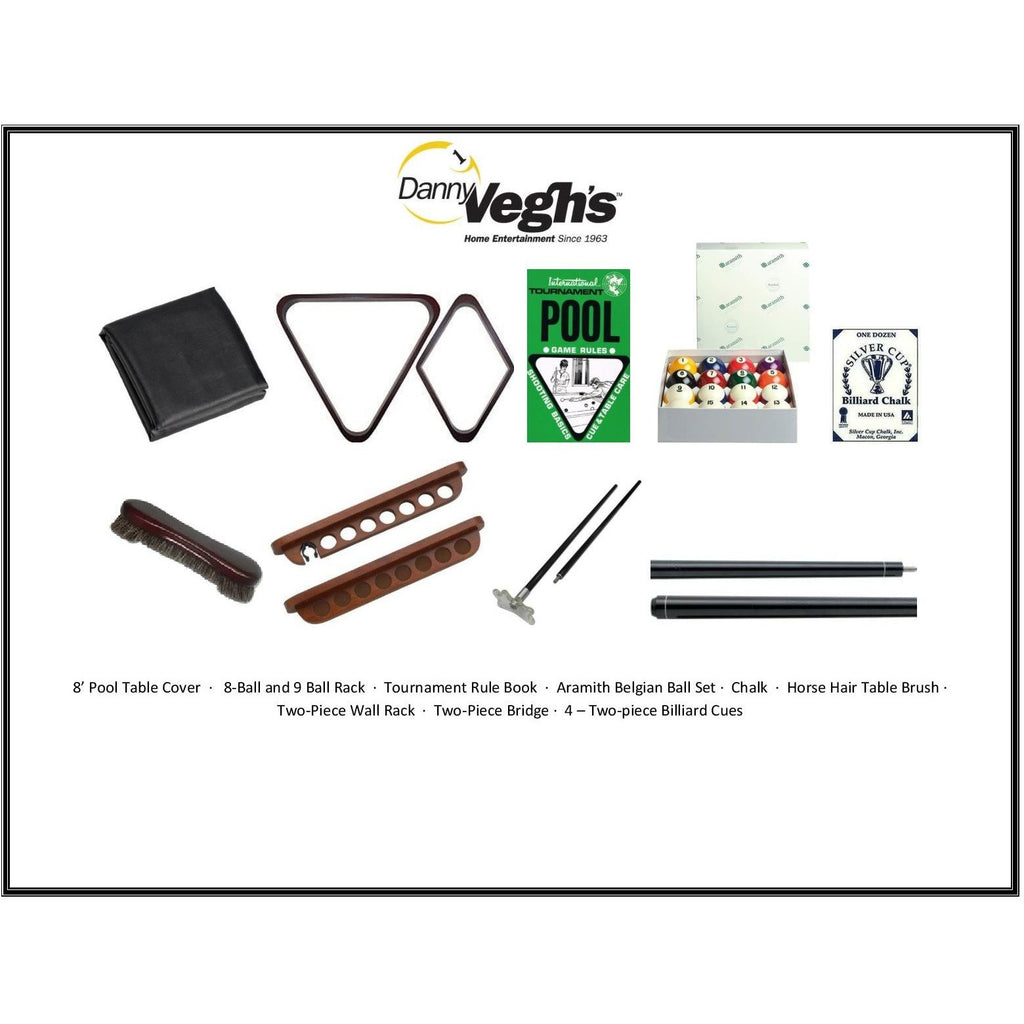 Danny Vegh's Accessory Kit, Billiard Accessories, Danny Vegh's - Danny Vegh's
