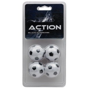 Action 4-Pack Classic Soccer Foosballs