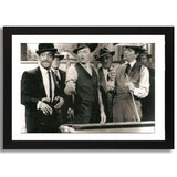 Rat Pack Trio 24 x 28, Home Decor, Z Art - Danny Vegh's