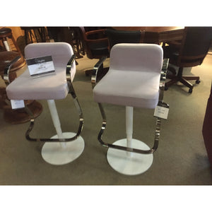 Vega Bar Stools, Set of 2- Floor Model, , Danny Vegh's - Danny Vegh's