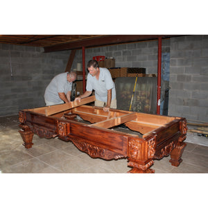 Dismantle Only of a Pool Table - New, Used or Antique, Service, Danny Vegh's - Danny Vegh's