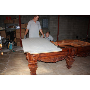 Dismantle And Move of a Pool Table with No Set Up, Service, Danny Vegh's - Danny Vegh's