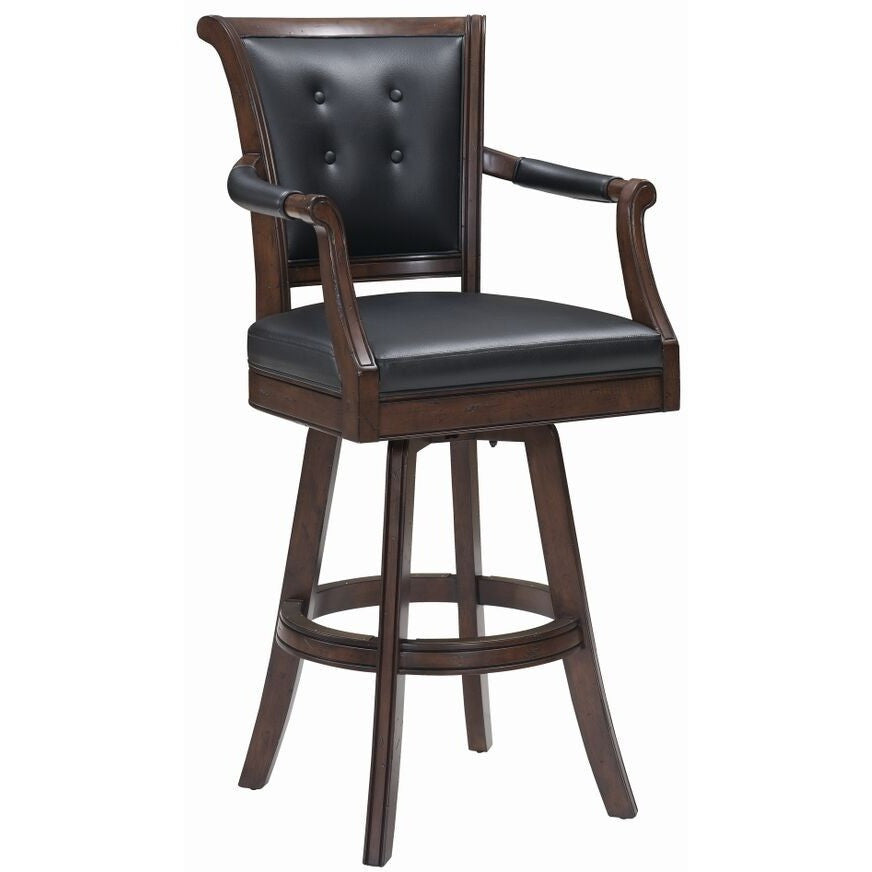 Signature Backed Bar Stool(w/arms), Stools & Pub Tables, Legacy - Danny Vegh's