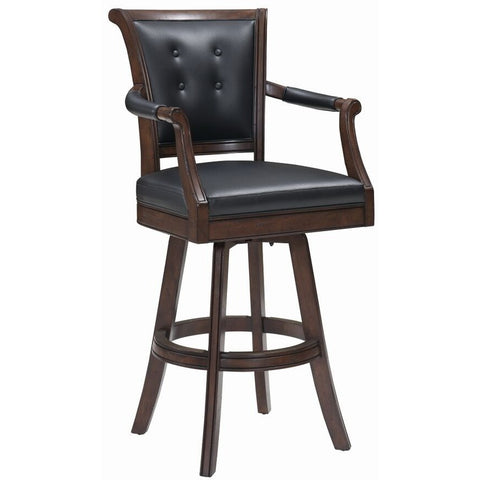 Signature Backed Bar Stool(w/arms)