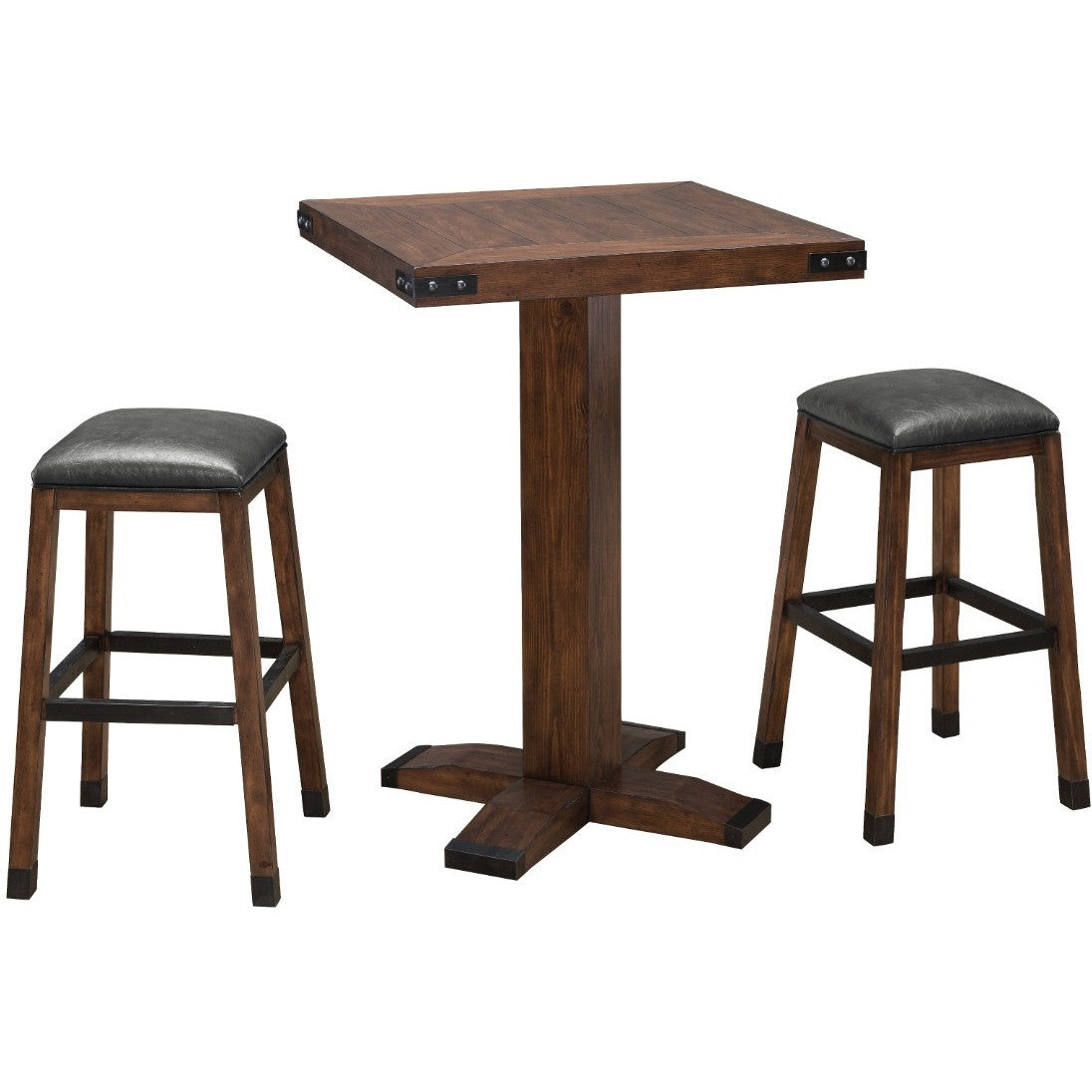 Signature Rustic Backless Bar Stool, Kitchen and Bar Stool, Legacy - Danny Vegh's