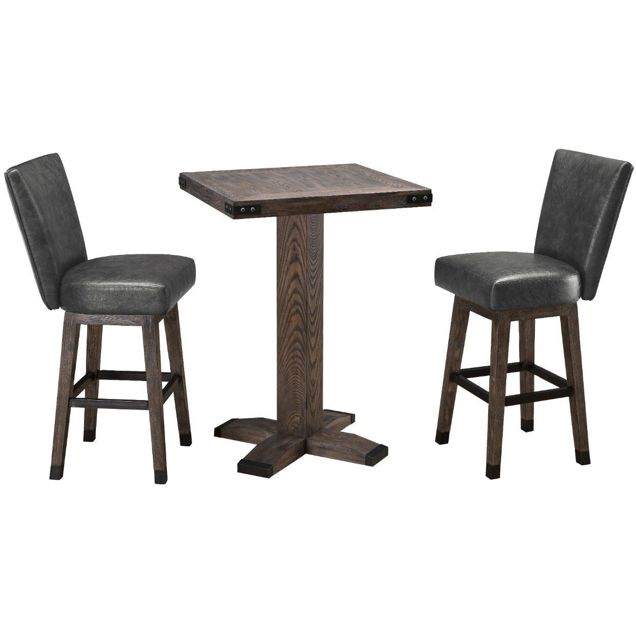 Signature Rustic Pub Table, Stools and Pub Tables, Legacy - Danny Vegh's