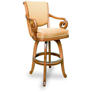 S2725 Barstool, Kitchen and Bar Stool, California House (Beauty Craft) - Danny Vegh's