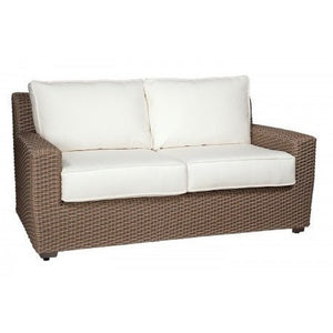 Augusta Love Seat, Outdoor Furniture, Woodard - Danny Vegh's