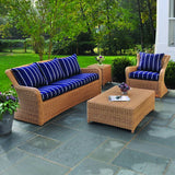 Sag Harbor Deep Seating Sofa, Outdoor Furniture, Kingsley Bate - Danny Vegh's