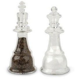 Salt and Pepper Shakers, Accessories, Kikkerland - Danny Vegh's