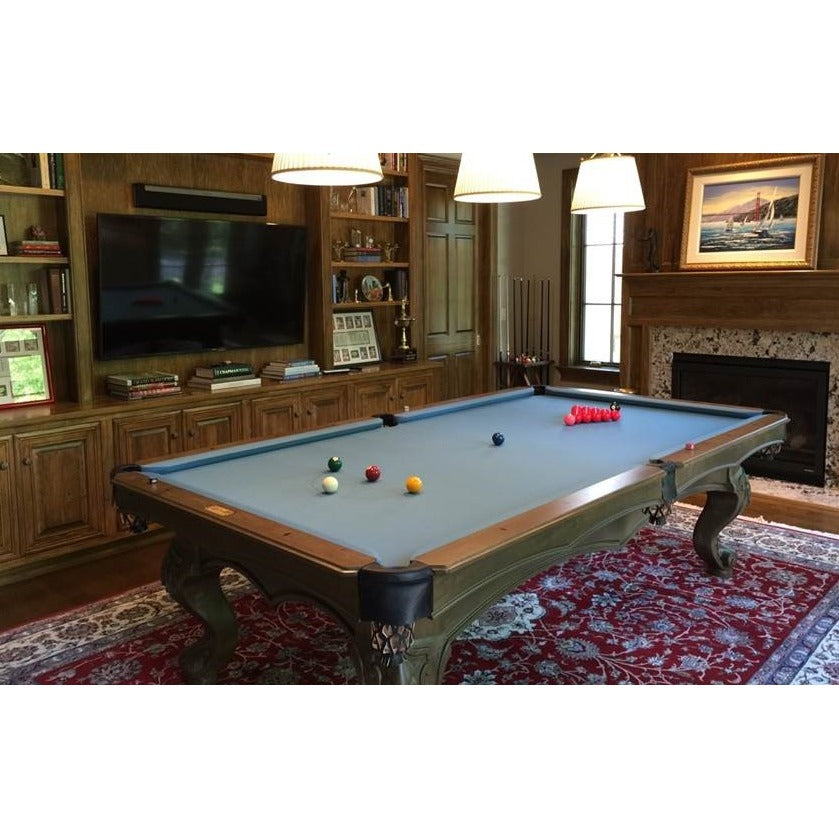 Serpentine Pool Table, Pool Tables, A.E. Schmidt - Danny Vegh's