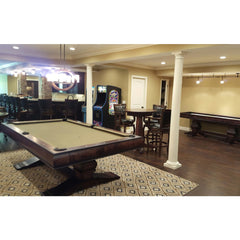 Topaz Pool Table - Danny Vegh's - Pool Tables - A.E. Schmidt - 2