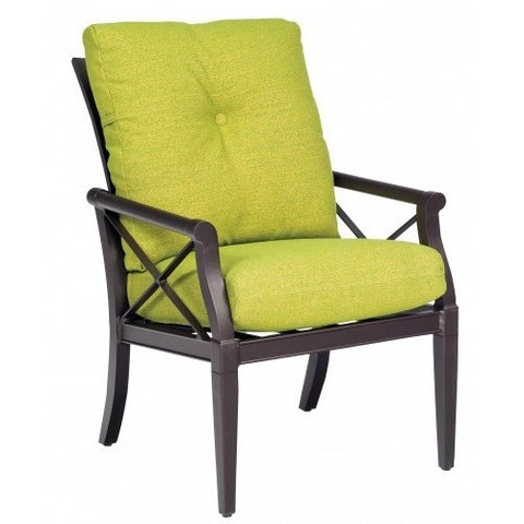 Andover Cushion Dining Arm Chair