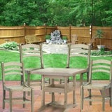 "26"" x 28"" Dining Table - Danny Vegh's - Outdoor Furniture - Breezesta - 2"