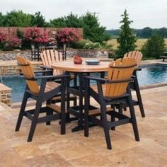 "32"" Round Dining Table - Danny Vegh's - Outdoor Furniture - Breezesta - 2"
