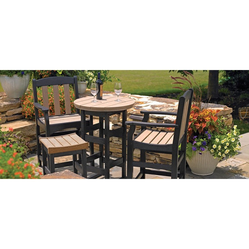 "32"" Round Counter Table - Danny Vegh's - Outdoor Furniture - Breezesta - 2"