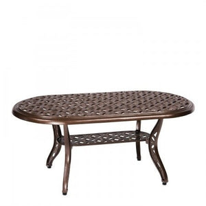 Casa Coffee Table, Outdoor Furniture, Woodard - Danny Vegh's