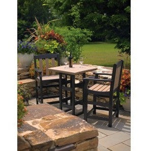 "32"" x 32"" Bar Table - Danny Vegh's - Outdoor Furniture - Breezesta - 2"