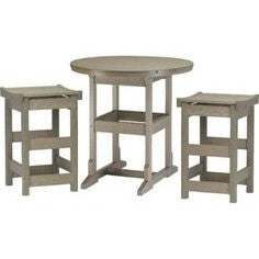 Contoured Seat Bar Stool - Danny Vegh's - Outdoor Furniture - Breezesta - 2