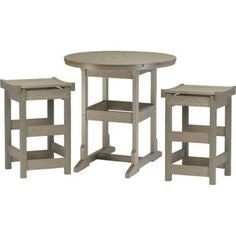 Contoured Seat Counter Stool - Danny Vegh's - Outdoor Furniture - Breezesta - 2