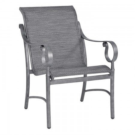 Ridgecrest Sling Dining Arm Chair