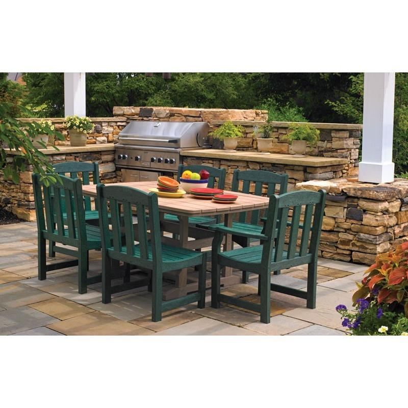 "42"" x 84"" Dining Table - Danny Vegh's - Outdoor Furniture - Breezesta - 2"