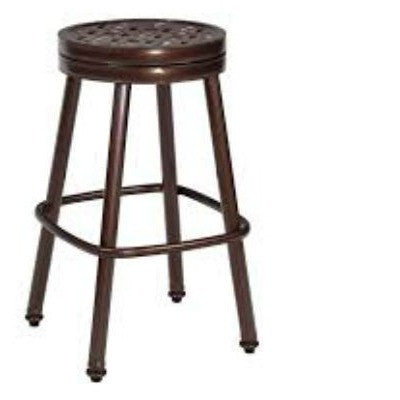 Casa Round Swivel Bar Stool