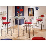 Kris Swivel Stool, Kitchen and Bar Stool, Amisco - Danny Vegh's