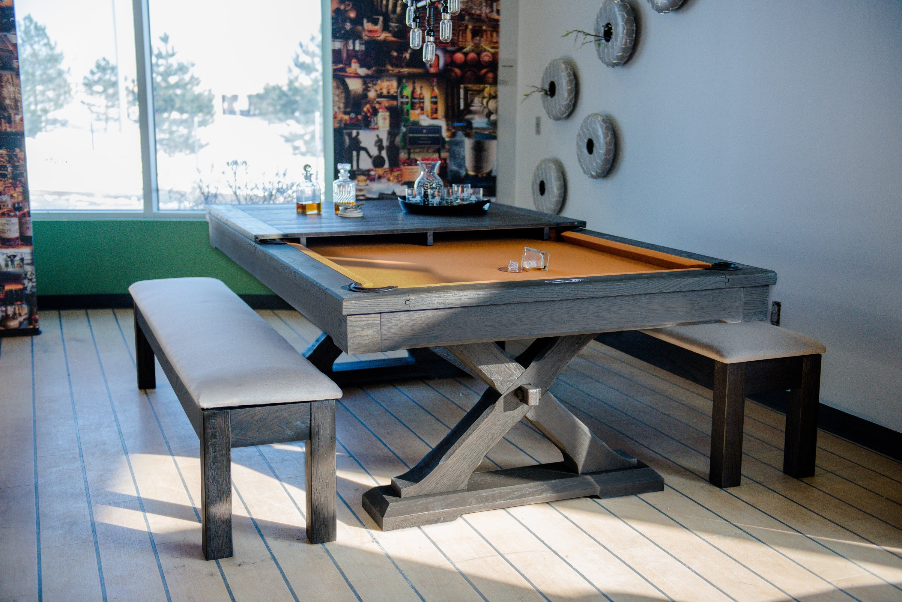 Karibou Pool Table
